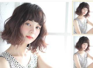 前方高能!日系甜美慵懒的发型推荐!
