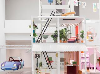 德国设计师做了一个未来世界的人类住房,美到我想哭!