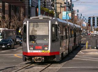 旧金山的地铁又被黑了?