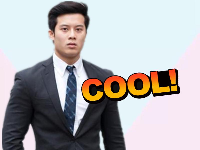 学霸、肌肉男,这个暴揍辱华英国人的华裔小哥有点帅啊!