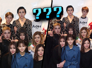 刘梓晨和朋友晒了同一张大合照,26个人竟然每个人都不一样!