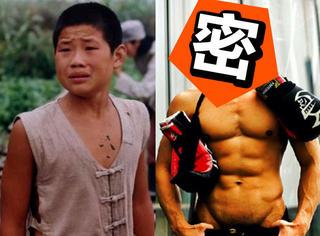 12年过去了,倔强聪明的小兵张嘎竟然成了堪比金钟国的肌肉猛男!