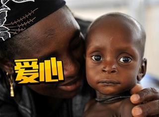 联合国儿童基金会70周年,记录世界贫穷孩童的照片公开