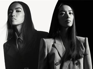 孙菲菲——黑白如是,色彩边缘的性别是极致也是模糊