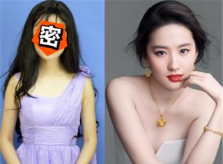 19岁女大学生为实现心愿整成刘亦菲,你们觉得像吗?