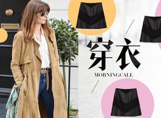 【穿衣MorningCall】麂皮绒大衣也太好穿了吧!再不入手你就out了!