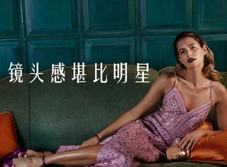 Jimmy Choo把当红的时尚博主请来拍大片,凹造型能力可不比明星差!