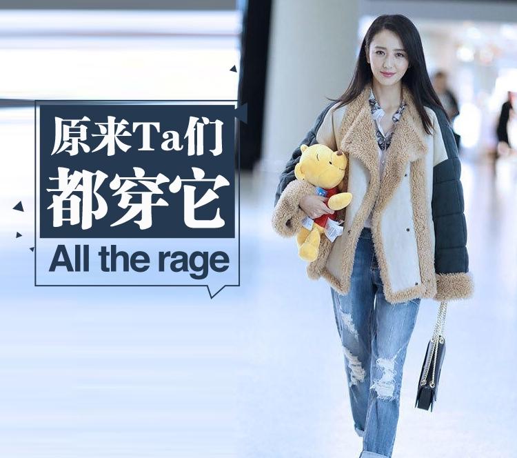 【明星同款】佟丽娅撞衫徐璐,时髦妈咪与青春少女间就是这么随意切换!