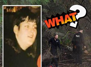 这个神秘的姑娘突然失踪,但邻居却说有17年没见她了