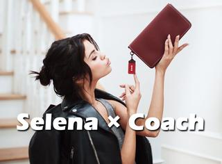傻脸娜红斑狼疮康复复出,第一个大动作就是成为了Coach的代言人