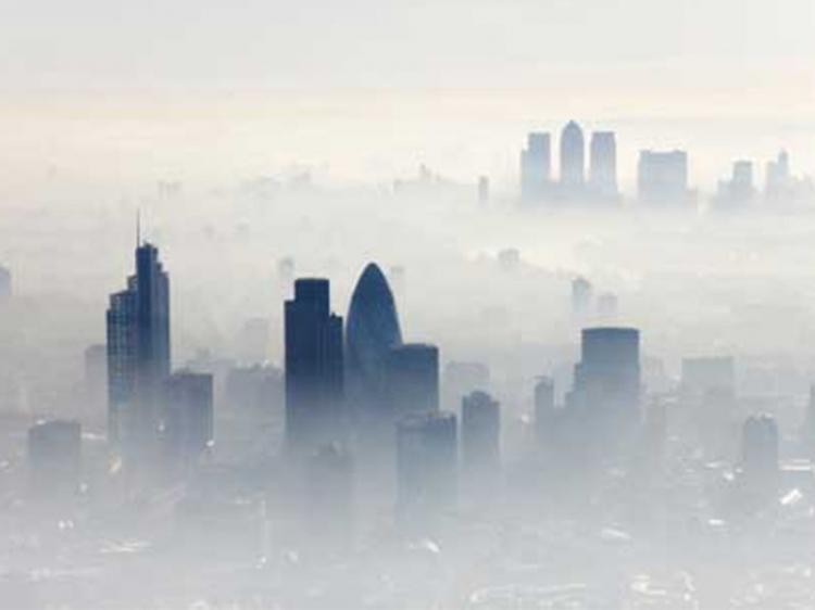 【表情包】 雾霾来袭,你还不想吐槽一下?