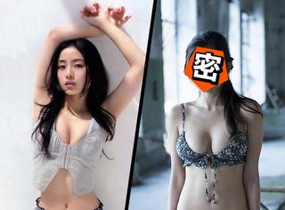 """日本杂志""""最强巨乳排行榜"""",长泽雅美、石原里美排第几?第一名竟然是她!"""