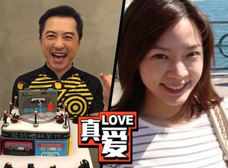张嘉欣被曝怀孕,哈林55岁再当爸,恭喜二位啦!