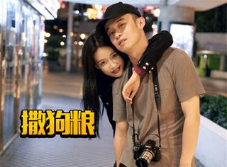 孙怡和董子健的每一条微博热评都有对方,不一样的秀恩爱!