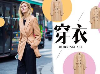 【穿衣MorningCall】优雅又显瘦的灯芯绒,也是冬天外套的不二选择!