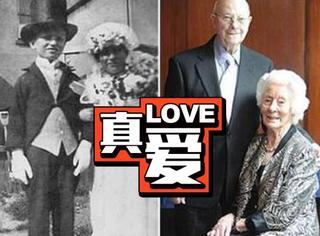 15对恋人重拍旧照证明他们永恒不变的爱情,我又相信爱情了!