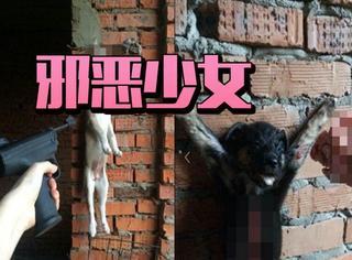 17岁少女拜邪教入魔,虐杀猫狗还活掏心脏