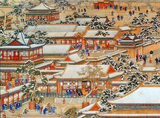 古代年终奖亮瞎眼,东汉大将军黄金20斤宋朝宰相5只羊