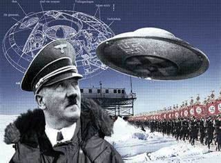 霸天虎,是你?希特勒,是你?南极地下巨大神秘物体引惊人猜测