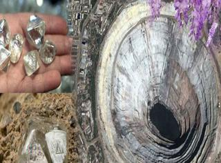 全世界最大钻石坑,能够满足全球钻石市场3000年需求量