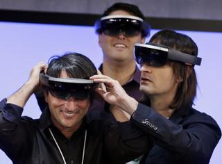 VR只能虚拟玩?Microsoft想用它来帮你找钥匙