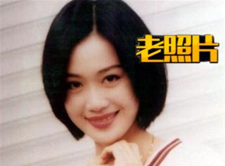 【老照片】梁小冰:永远的萌系少女