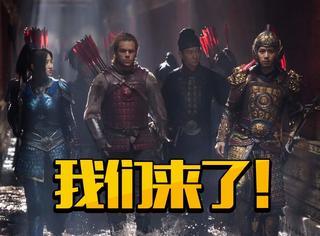 虽然国内争议还没停,但《长城》轻松在东南亚票房夺冠!