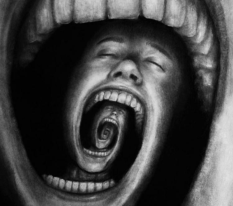 艺术家用作品告诉你抑郁症到底长什么样