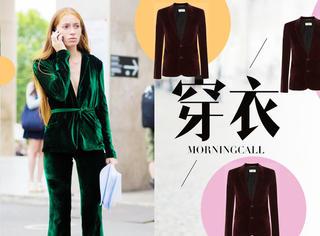 【穿衣MorningCall】年会穿裙子太老套!想要不费力就赢很大?选西服套装就对了!