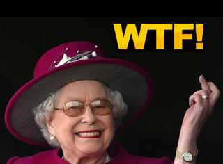 女王这些年被驾崩、被退位的理由真的很无厘头