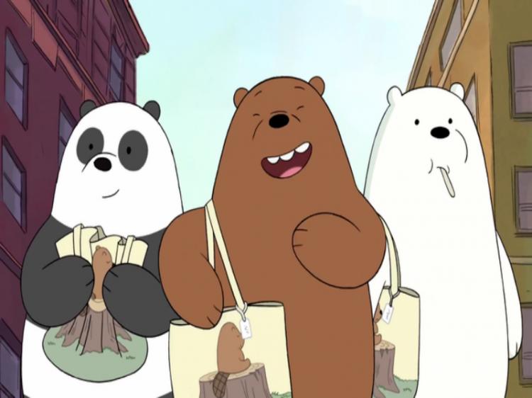 如何与北极熊一起生活?