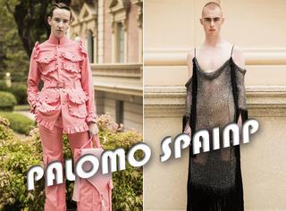 粉嫩梦幻比女装还甜美,据说这个新男装品牌会登上纽约时装周!