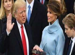 美国总统为什么要手摁圣经宣誓就职?