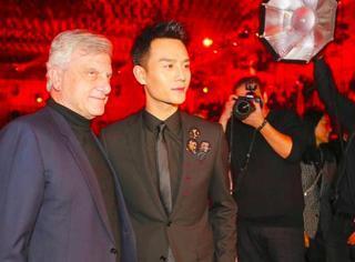 王凯亮相Dior Homme大秀,2017秋冬的Dior男装酷得不太安分~