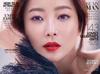 好久不见韩国第一美人金喜善,竟然变脸僵硬到认不出?