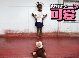 不管在哪个国家,每个小孩的玩具都有点故事