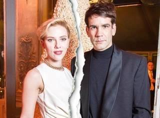 天!斯嘉丽约翰逊与法籍老公离婚,寡姐回归单身,女神力不减!