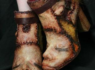 这是我见过最可怕的衣服和鞋子,没有之一