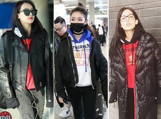 这件神奇的Vetements卫衣,林允、宋茜、古力娜扎都抢着穿!
