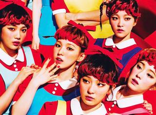 春节乐坛也不停歇!女团Red Velvet首出击,真是要被妹子们圈饭了!