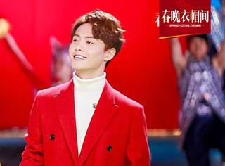一袭红色大衣的马天宇有型又文艺,我只想带上他上路!