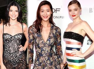 Harper's Bazaar全球最时髦女性榜单,刘雯竟是唯一入围的中国模特!