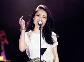 歌手2017可不止有迪玛希,袁娅维的造型也是一大看点!