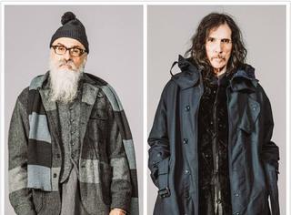 大爷们帅起来太任性了,专为爷爷服务的时装品牌,超赞!
