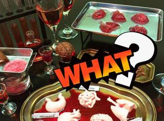 日本推出人体内脏模具,鼓励做巧克力送情人