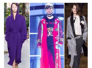 2017春夏穿浴袍出门才时髦,李宇春已经在穿了,你还在等什么?