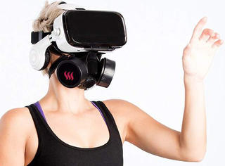 CamSoda推出VR气味配件,可以闻虚拟女友的私处味道?!