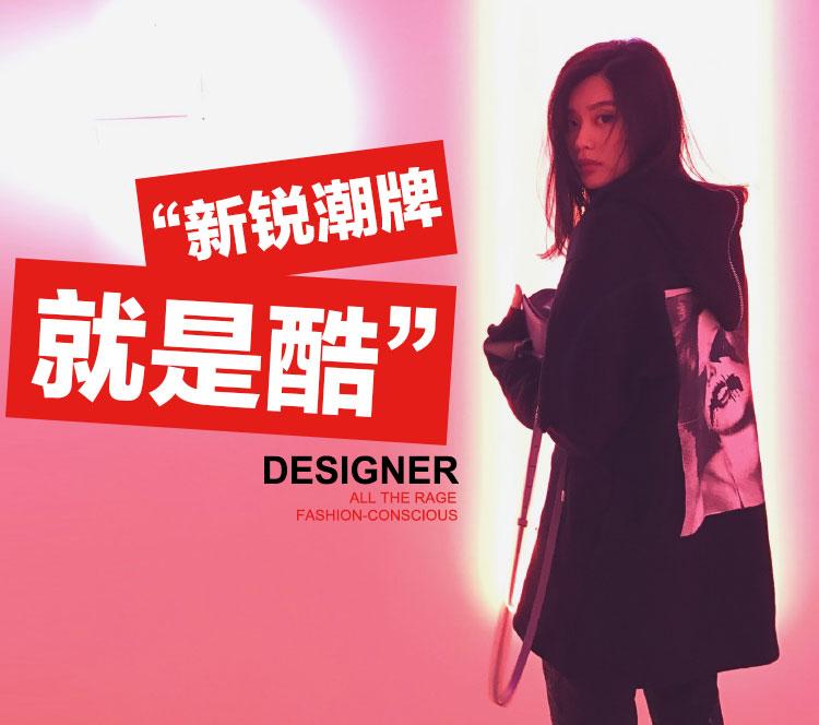 奚梦瑶参观美国惠特尼艺术博物馆,身上的潮牌卫衣简直太酷!