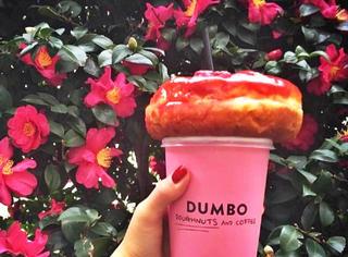 刷爆推特的东京人气甜甜圈店!满满粉色少女心溢要出来辣!