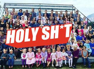 【Holy Shit】27个妻子百个孩子!邪教教主竟然还卖女儿!
